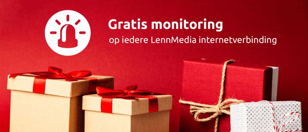 gratis monitoring cadeau